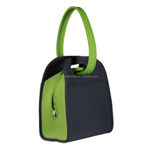 New Wholesale Preimium Fashion Portalbe Foldable Women Lunch Bag for Office