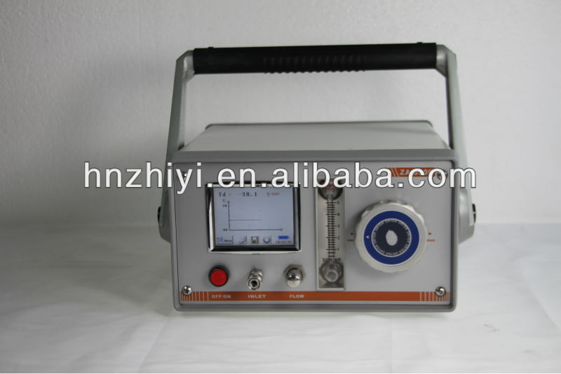 ZA-3500 Portable Industrial Dew Point Meter with Printer