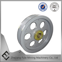 Mining Machine Parts Casting Sheave/ Flywheel