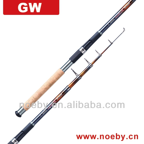 high strength and light weight NEW model telescopic fishing rod and reel
