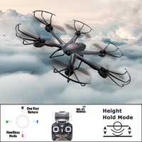 Newest good quality 2.4g racing quadcopter with wifi camera