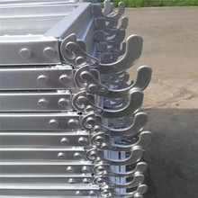 Length 1500-3000Mm Steel Plank Scaffold Galvanized Steel Scaffold Plank