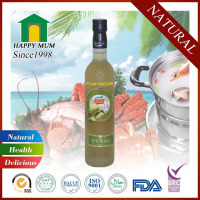 Factory natural plum fruit vinegar
