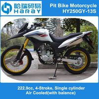 Cheap and Stable, 250cc motorcycle Pit Bike Dirt Bike or Off Road Motorcycle HY250GY-13S