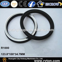 Volvo sealing group backhoe loader spare parts for CAT reference