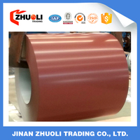 Factory Price Color Coated Steel / Roofing Material / PPGI /PPGL Coils