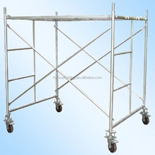 international standard construction h frame scaffolding parts for building