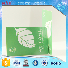 MDC51 Contactless 125khz rfid pvc smart chip card with TK4100