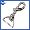 Nickel plated marine rope alloy snap hook