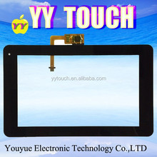 "Original new touch screen for 7"" inch Huawei mediapad 7 Lite s7-931u Tablet touch digitizer screen front glass lens replacement"