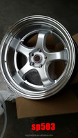 deep lip wheels replica rims size 19*9.5 J and 19*10.5 staggered