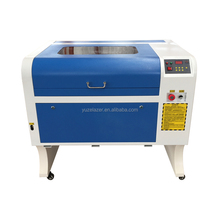 2017 WD 60w 6040 CO2 hobby wood pen laser engraving machine 60w 4060 laser cutting machine