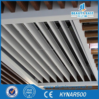 Aluminum Ceiling Tiles For Office, Ceiling Grids, Building Materials