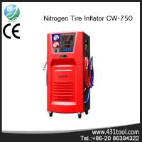 High effciency automatic digital tire inflator CW750 Durable nitrogen generator machine