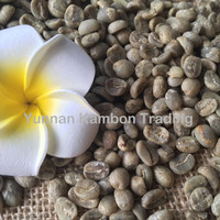 Unroasted Green Arabica Beans