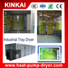 commercial fruits and industrial vegetables dehydrator machine