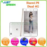 Brand New P8 younger dual 4gHisilicon Octa Core 5.0 inch huawei cdma 450mhz phone with CE certificate
