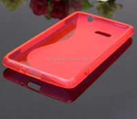 New Ultra Slim Soft TPU Silicone Gel Back Case for HTC Desire 600