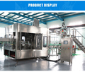 China Manufacturer Automatic Small Scale Drinking Mineral Water Bottling Machine