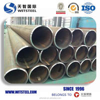 lowest price carbon steel pipe din 17175 15mo3 with CE certificate