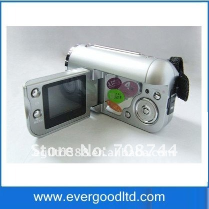 Cheap Mini DV DV-136 Digital Video CamCorder 1.5inch TFT Display 3.1MP 4x Zoom
