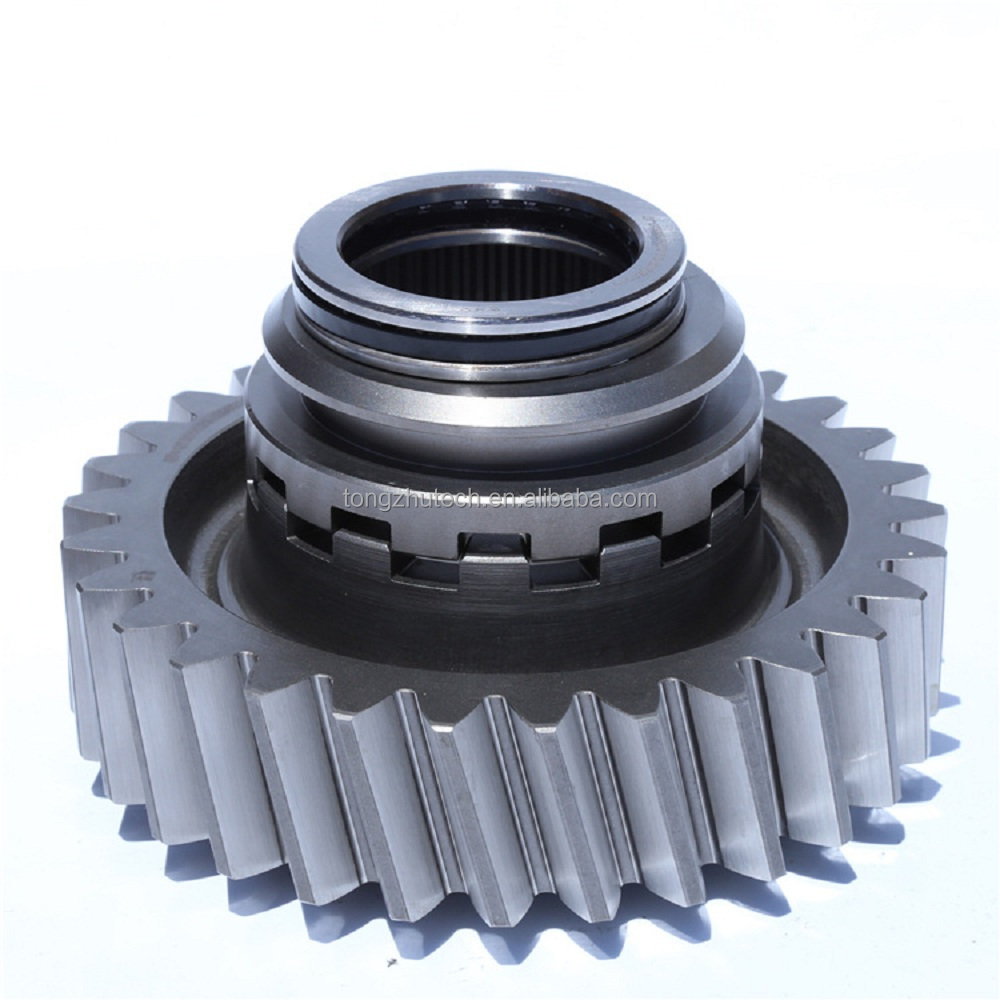 OEM Precision Spare Parts Various Specifications Planetary Gears in Green Special Mercedes-Benz Bridge