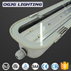 CE CB ETL stainless steel 1.2m 1.5m 40w 60w Housing IP65 LED waterproof lighting fixture