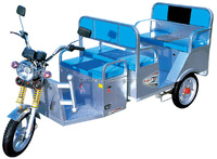 passenger electric tricycle with seat with pedal assisted