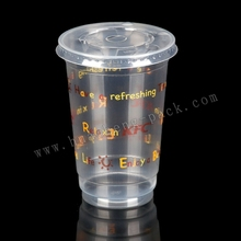 hot sale transparent kfc cup