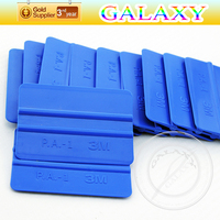 4Inch Blue 3M Scraper Car Wrapping Tools