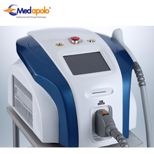 Newest painless big spot 808nm diode laser hair removal machine for sliming