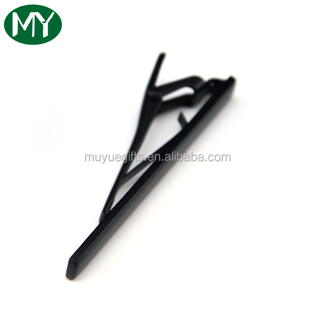 Wholesale Cheap Metal Tie Clips,Shiny Nickel Plated Tie Clips