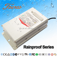 China Leading Brand! Rainproof LED Driver/Power Supply/Lighting transformer Constant voltage 12Vdc 120W RVG-12120D1391