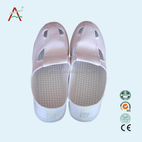 Food Industry White Safety Footwear Canvas Shoes Wholesale