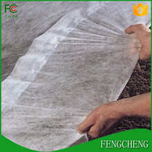 UV resistant pp nonwoven weed mat control /agricultural non-woven fabric
