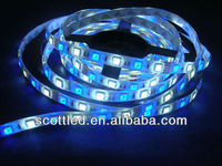 RGB+White Color 5050 LED flexible strips 60LEDs/M,5M/reel,5050 RGB+W LED Strips,White PCB with 3M tape,Waterproof IP65,DC12V