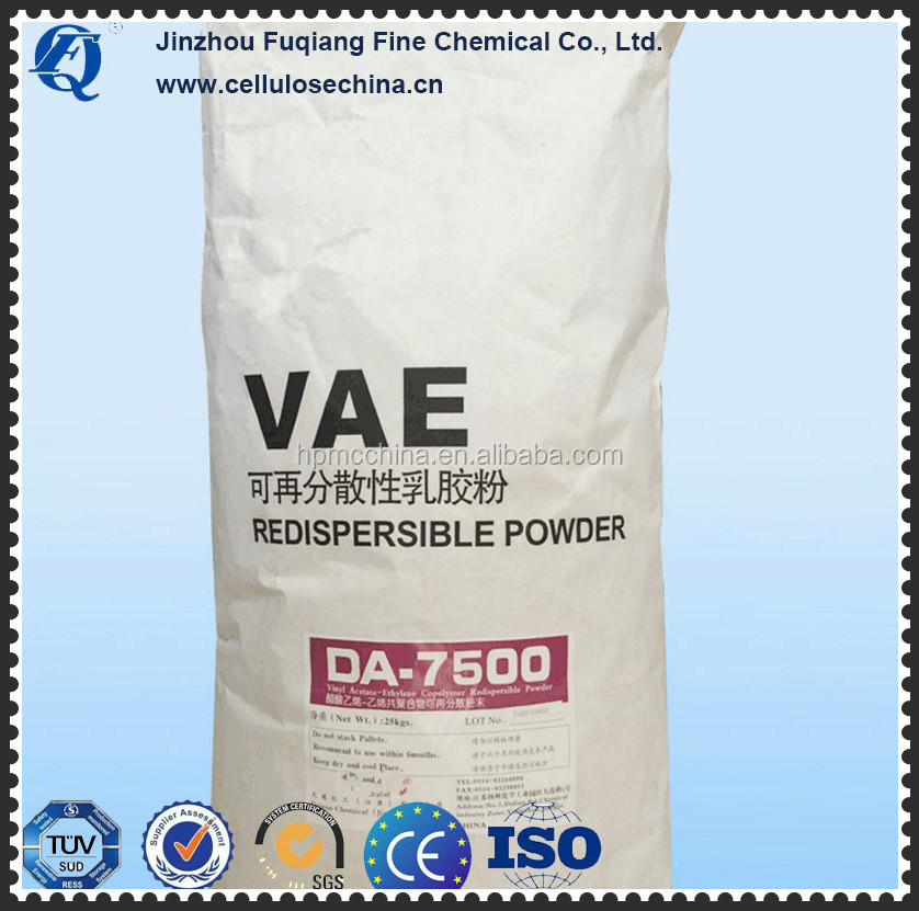 Modified High Quality Redispersible Powders Polymer and For Painting And Tile Adhesive