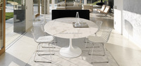 garden furniture natural stone table/garden stone tables and chairs