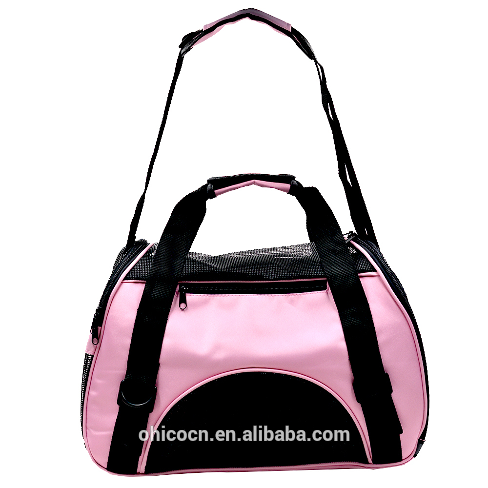 Customized professional dog clothes pet accessories carry backpack carriers that look like purses