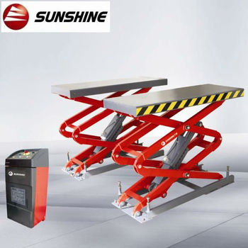 "manufactory & export ""sunshine"" brand car service station equipment SXJS3018"