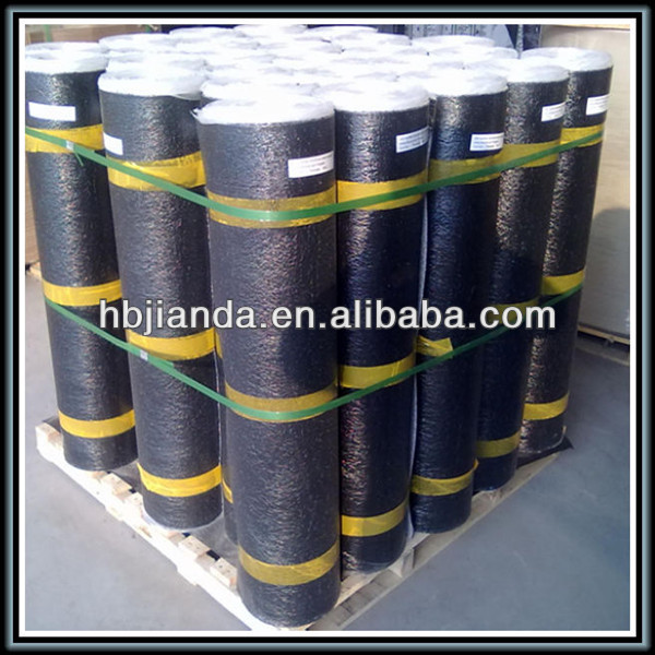 SBS modified bituminous waterproof sheet/membrane asphalt roofing felt roofing underlayment