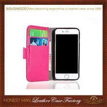 Newest Design Custom Shape Printed Clearance Price Leather Flip Case For Samsung Galaxy Mini S5570