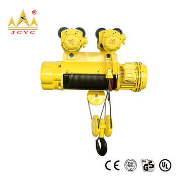 BCD Series Explosion Proof Electric Wire Rope Hoist