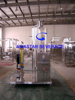 Automatic 3000BPH gas drink CO2 mixing machine