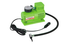 DC 12V Car Tyre Use Mini Air Compressor 250PSI with gauage STR-AC018