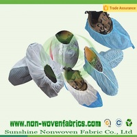 medical nonwoven shoe cover nonwoven fabric raw material