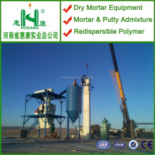 Full set lime and mortar mix machine/ 10t/h lime cement mortar mixer ready mix sand cement