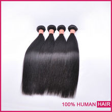 7a silky straight remy human hair weaving natural Chinese 100% virgin human hair,straight human hair extension