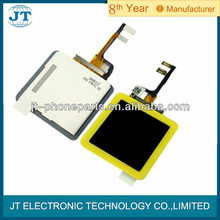 top quality for ipod nano lcd+touch screen digitizer 6th gen