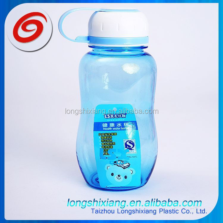 2015 china plastic bottle manufacturer,airtight plastic water bottle sealing cap,18oz custom plastic water bottles